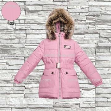 Пальто для девочек SHINE 16335