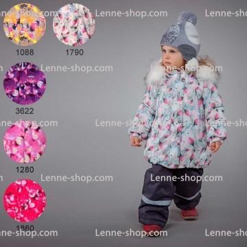 Куртка для девочек EMILY 17331