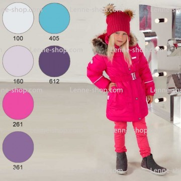 Пальто для девочек SHERYL 18335